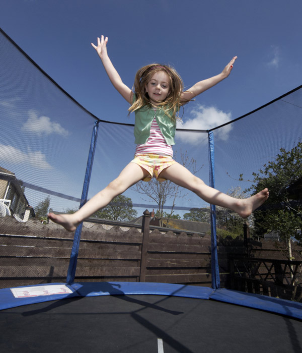 Keep Your Kids Safe on the Trampoline