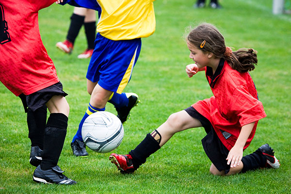 Common Overuse Injuries In Child Athletes